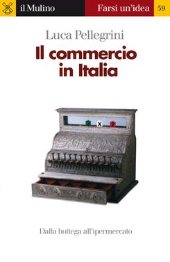 copertina Il commercio in italia