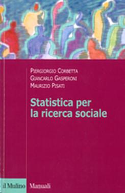 copertina Statistica per la ricerca sociale