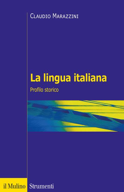 Cover La lingua italiana