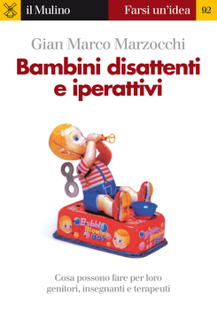 copertina Attention-Deficient and Hyperactive Children
