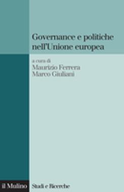 copertina Governance e politiche nell'Unione europea