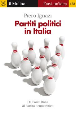 copertina Partiti politici in Italia