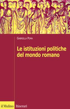copertina Political Institutions in Ancient Rome