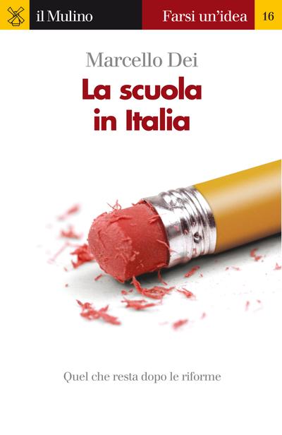 Cover La scuola in Italia