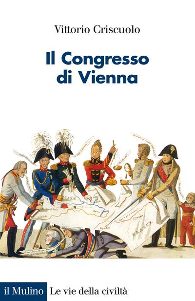 Copertina Il Congresso di Vienna