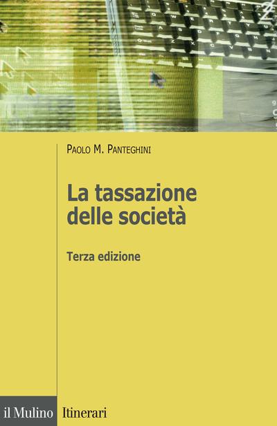 Cover La tassazione delle società
