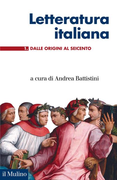 Cover Letteratura italiana. I