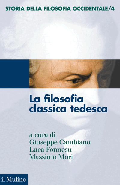 Cover Storia della filosofia occidentale 4