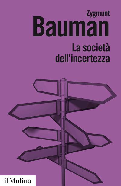 Cover La società dell'incertezza