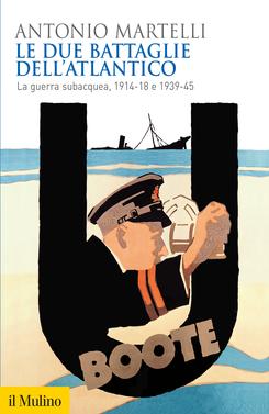 copertina Le due Battaglie dell'Atlantico