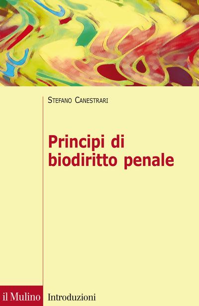 Cover Principi di biodiritto penale