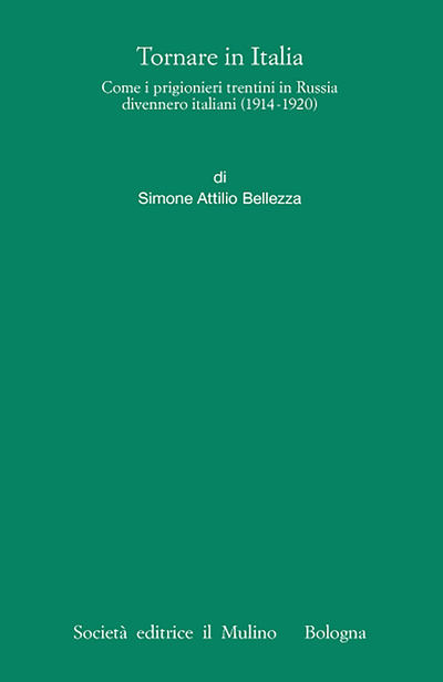 Cover Tornare in Italia