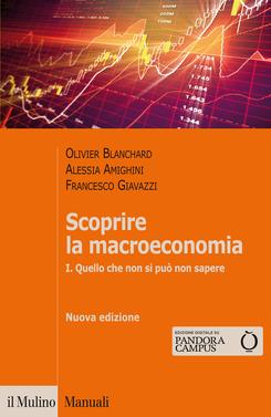 copertina Scoprire la macroeconomia. I
