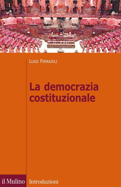 Cover La democrazia costituzionale