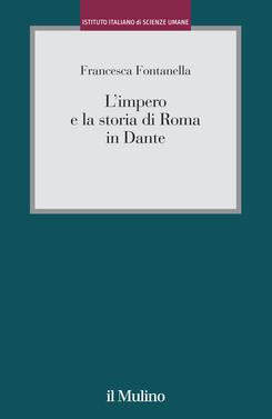copertina L'Impero e la storia di Roma in Dante