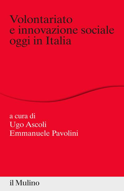 Cover Volontariato e innovazione sociale oggi in Italia
