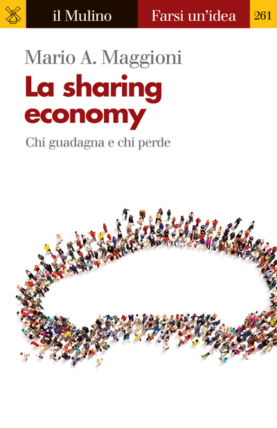 Copertina The Sharing Economy