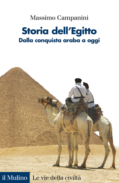 Cover A History of Egypt from the Arab Conquest to the Present Day