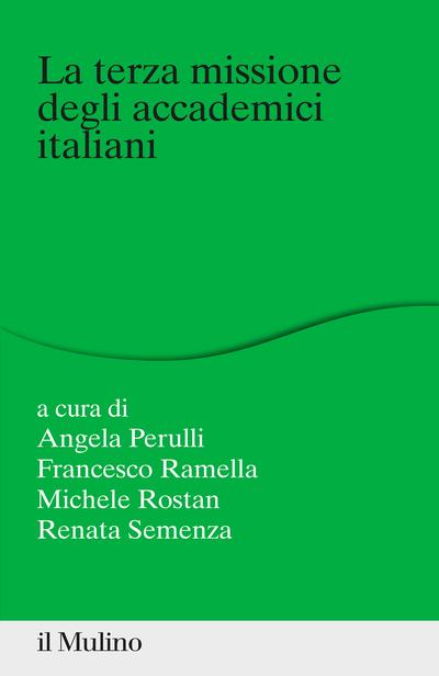 Cover La terza missione degli accademici italiani