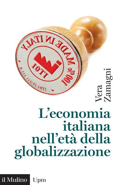 Cover L'economia italiana nell'età della globalizzazione