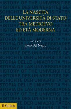 copertina La nascita delle università di Stato tra medioevo ed età moderna