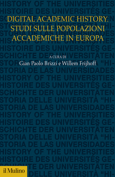Copertina Digital academic history