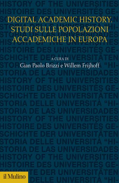 Copertina Digital academic history