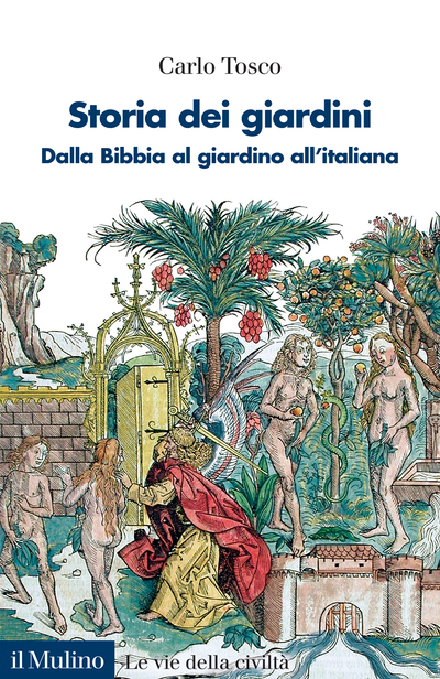 Copertina Storia dei giardini