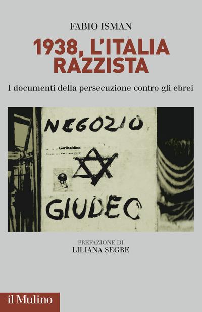 Copertina 1938, L'Italia razzista