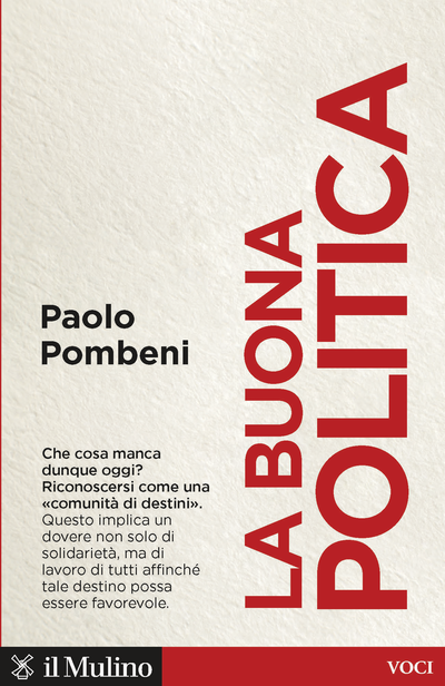 Cover La buona politica