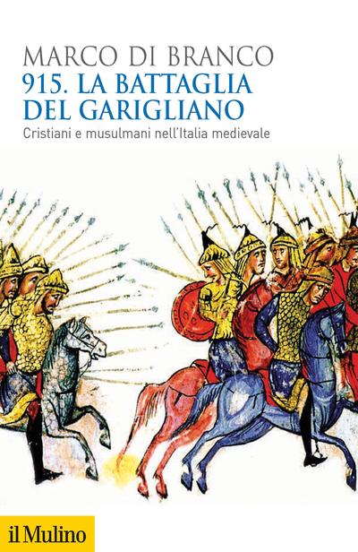 Copertina 915. La battaglia del Garigliano