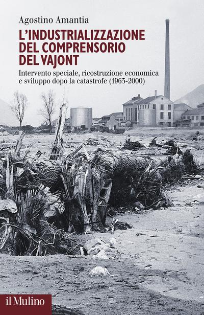 Cover L'industrializzazione nel comprensorio del Vajont