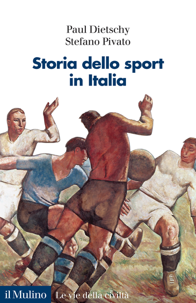 Cover Storia dello sport in Italia