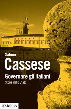 copertina Governare gli italiani