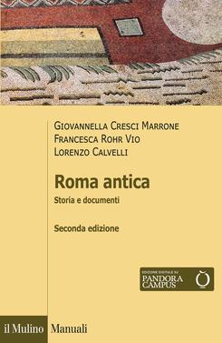 copertina Roma antica