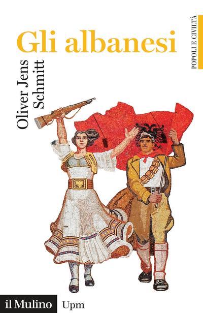 Copertina Gli albanesi