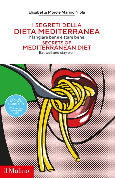 Cover I segreti della dieta mediterranea