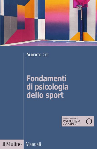 Copertina Fondamenti di psicologia dello sport